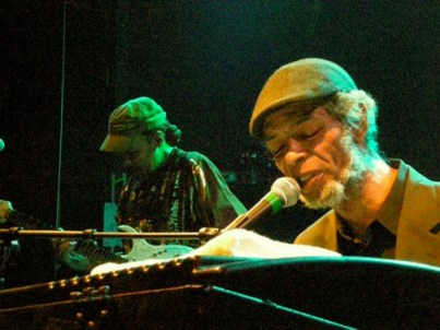 Gil Scott Heron in concert