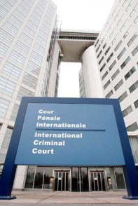 International Criminal Court, The Hague, Netherlands