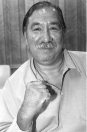 Leonard Peltier has been behind enemy lines for 33 years. Demand his freedom NOW!