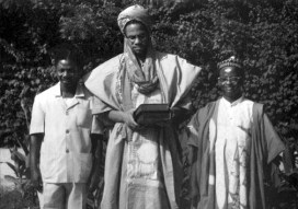 Malcolm X in Africa 1964