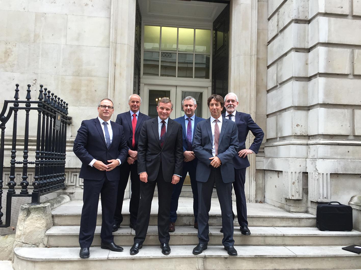 SFF delegation