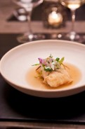 restaurant at meadowood - black cod