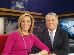 Shannon Cake and John Favole of WPTV Newschannel 5