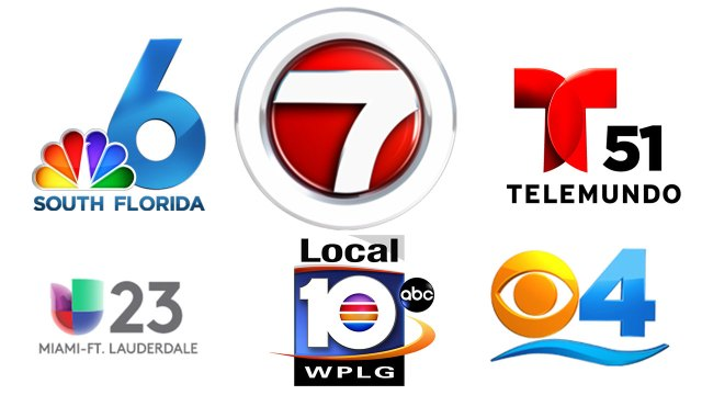 Miami TV Stations