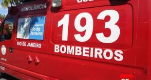 Ambulância do Bombeiro 2 foto Vinnicius Cremonez