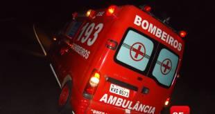 Ambulância Foto Vinnicius Cremonez 1