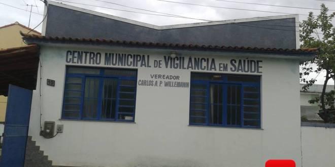 Vigilância em Saúde foto Vinnicius Cremonez