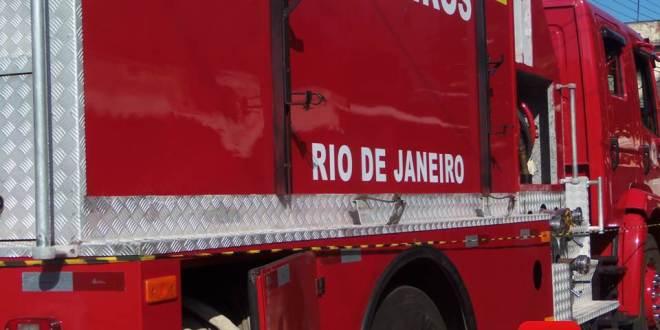 bombeiro sf caminhão novo