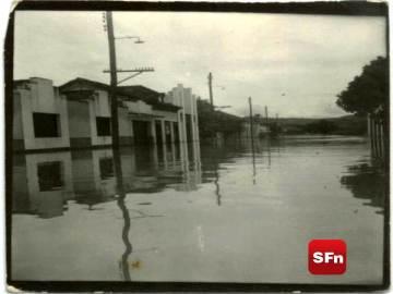 enchente 1966