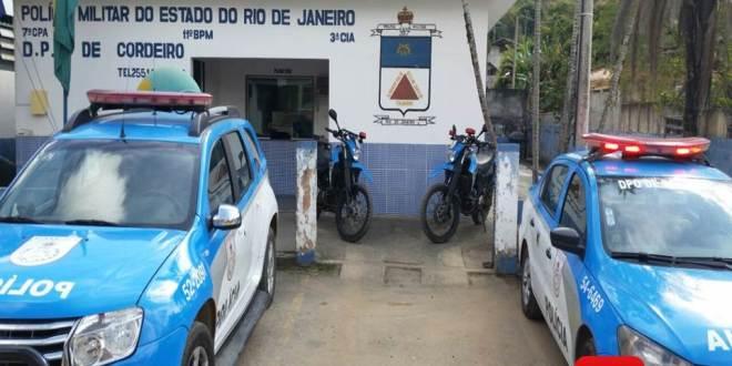POLÍCIA MILITAR DPO CORDEIRO 1
