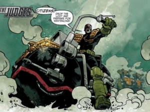 judge dredd lawmaster