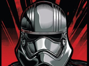 Captain Phasma by Joshua M. Smith
