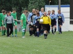06.06.2009 Blau Gelb Geunitz II vs. SG Dschiwtz II