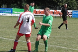 15.08.2009 SV Kretzschau II vs. SG Dschwitz II