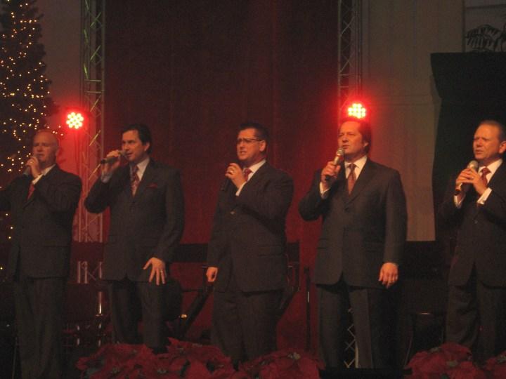 southern gospel christmas songs lyrics