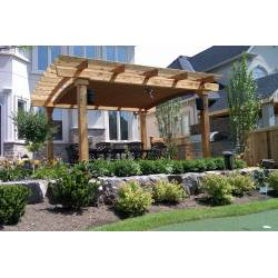 Small Crop Of Pergola With Canopy