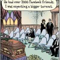 Over 1000 Facebook Friends; Really!