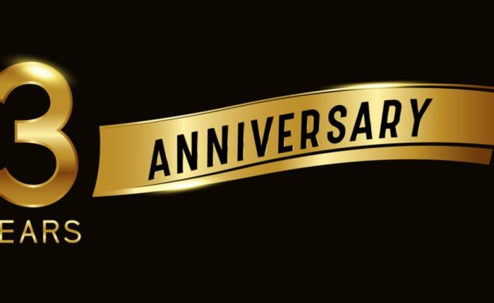 3 years a blogger and a writer: My Blog Anniversary