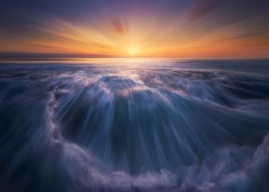 Coast Wave San Diego Sunset