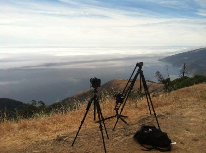 Big Sur Mountain Timelapse Gear
