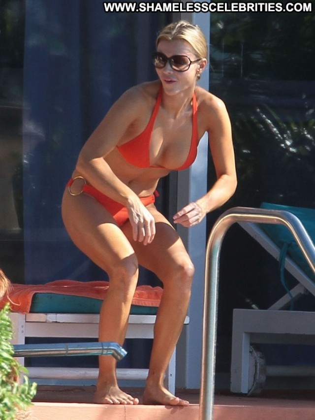Joanna Krupa High Resolution Bikini Beautiful Posing Hot
