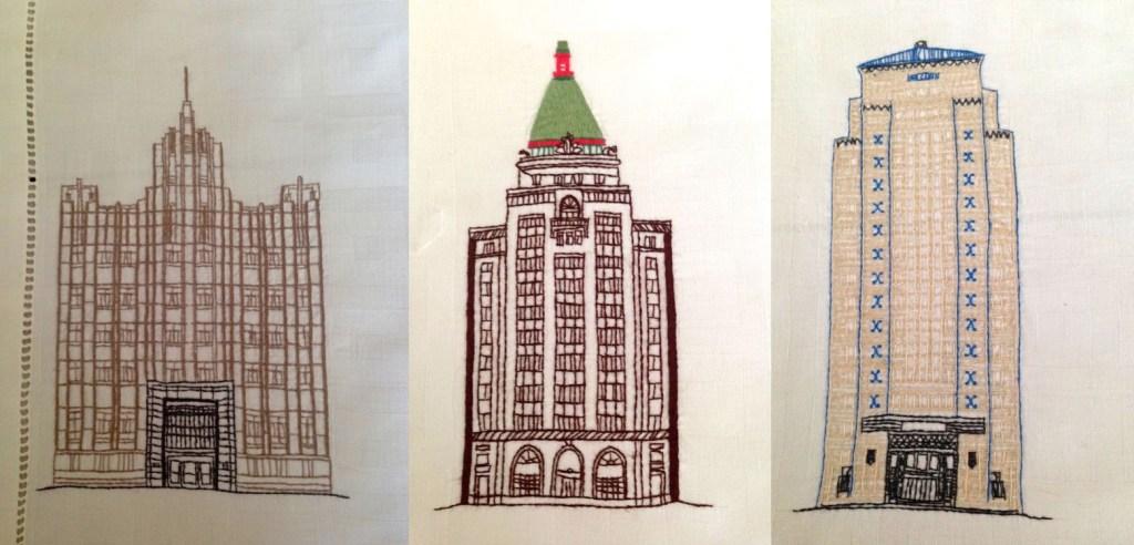 3 Bund buildings