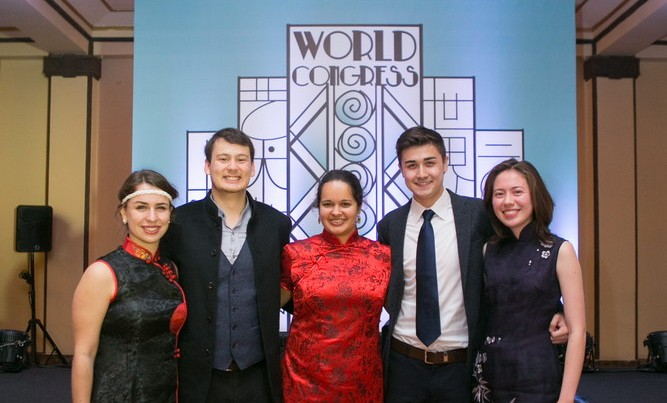 Diary of a World Congress Intern