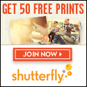 Shutterfly 50 Free Prints