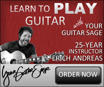 Learn Guitar with YourGuitarSage