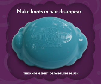 Make Knots In Hair Disappear