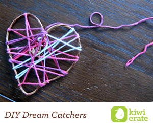 DIY Dreamcatchers