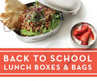 Go Back to School with ECOlunchbox