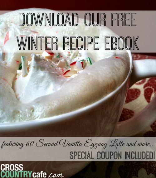 Free Keurig Kcup Winter Recipe Ebook