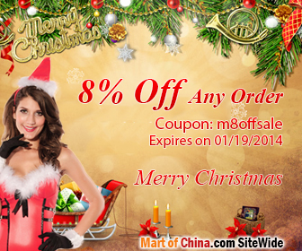 8 Off Sitewide Christmas 336*280