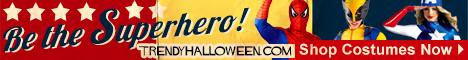 Superhero Costumes - Superheroes Group Costumes | Trendyhalloween.com