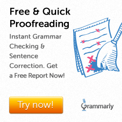 Free & Quick Proofreading
