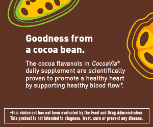 Chocolate is Good. Cocoa Flavanols are Good for You.