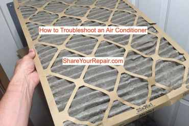 How to Troubleshoot an Air Conditioner