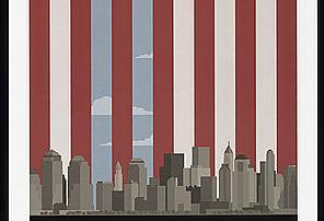 In Memory of the 9/11 Attacks - Never Forget