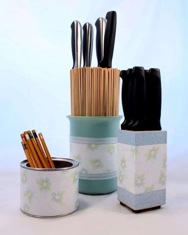 bright ideas how to make a homemade kitchen knife block how to make kitchen knife from chanisaw youtube
