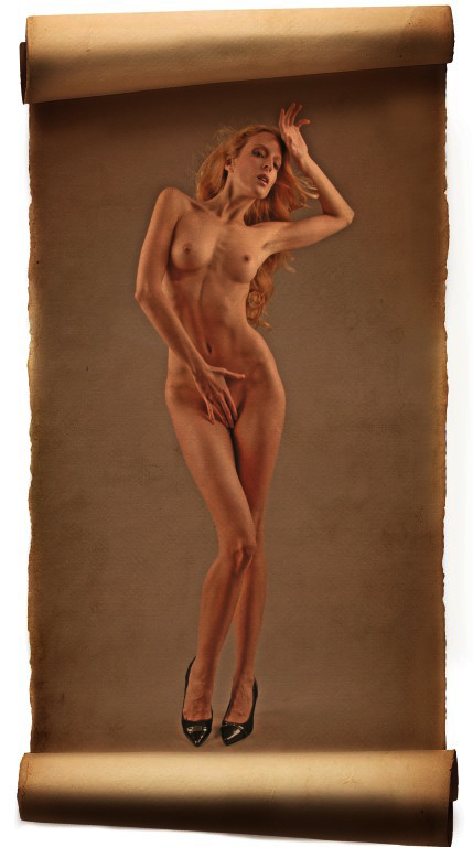 Nude Female photography by Shaun Alexander