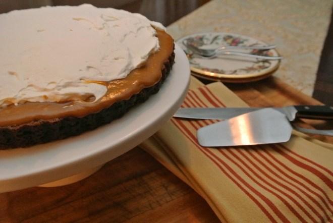 Pumpkin Cream Tart1