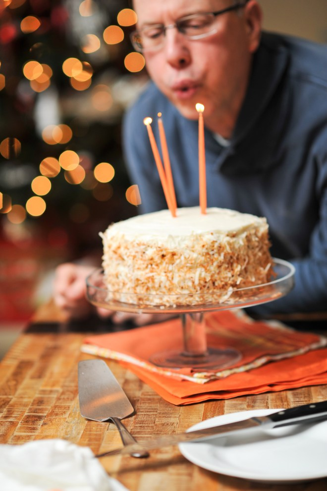 kevin's carrot cake