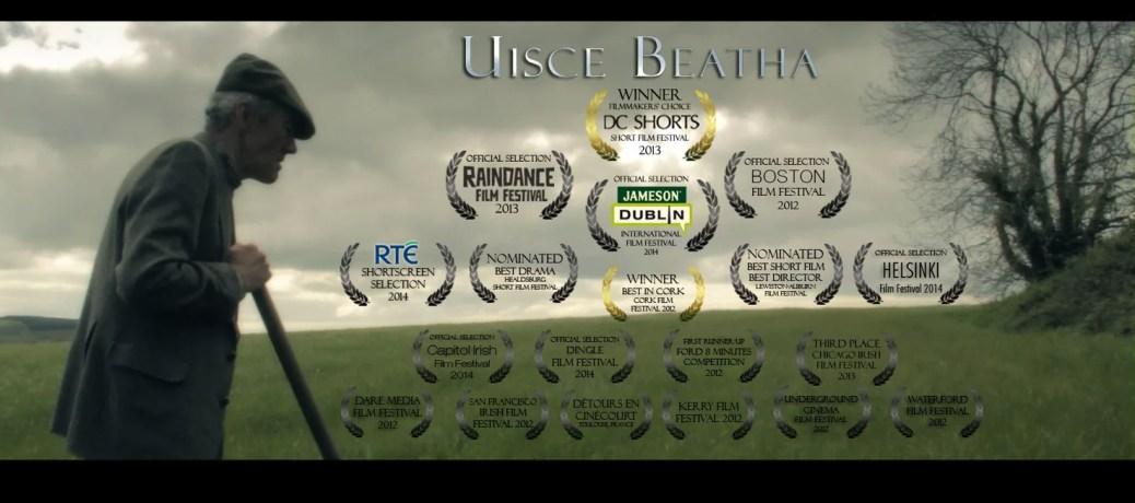 Multi Award-Winning Short Film 'Uisce Beatha'