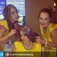 Mrs SA ladies having fun