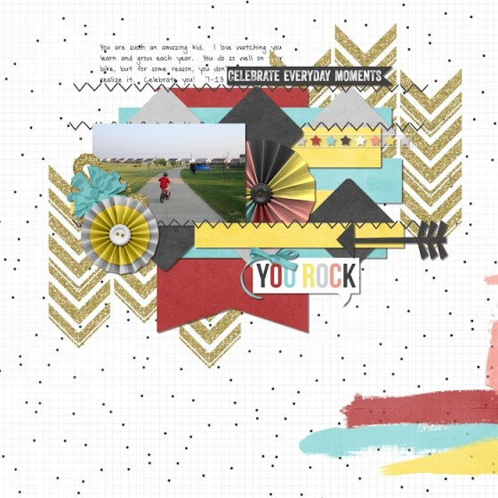 layout by Mari