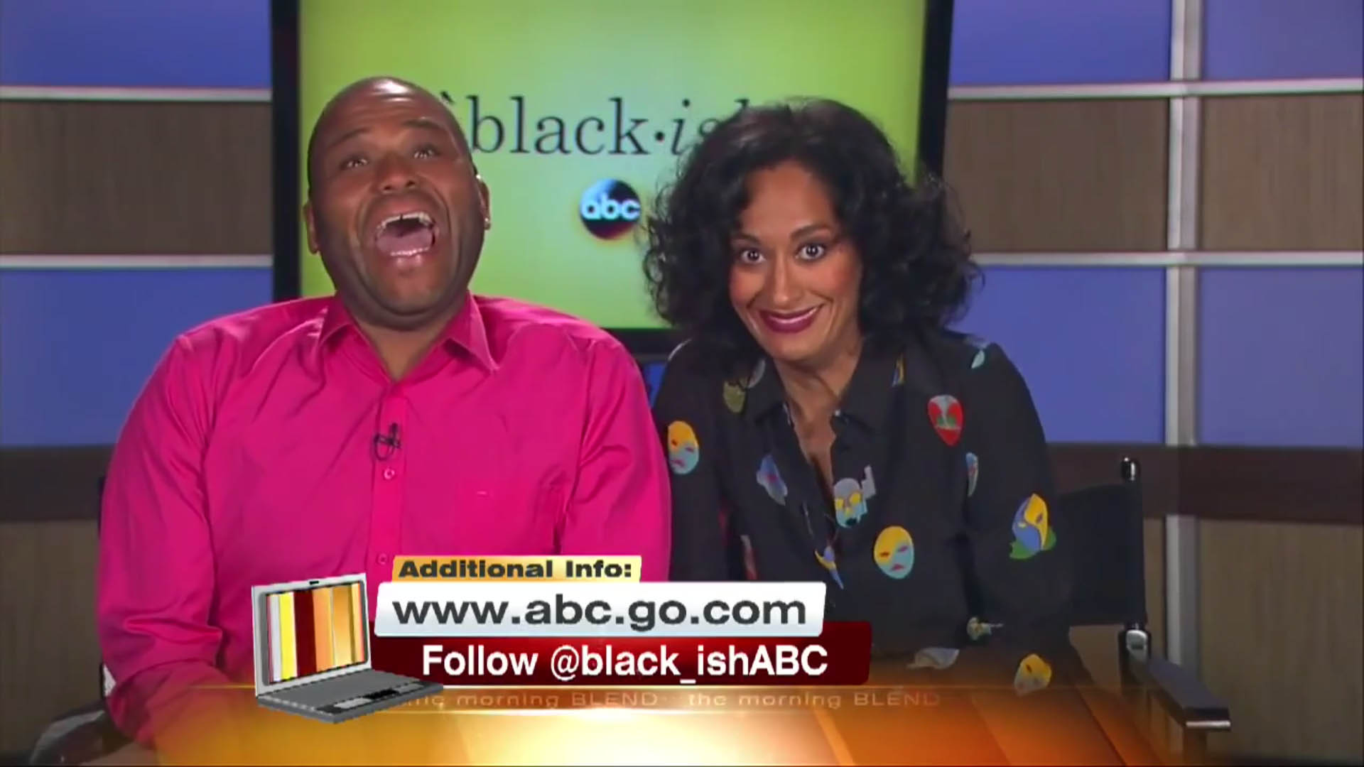 FI Black-ish Interview