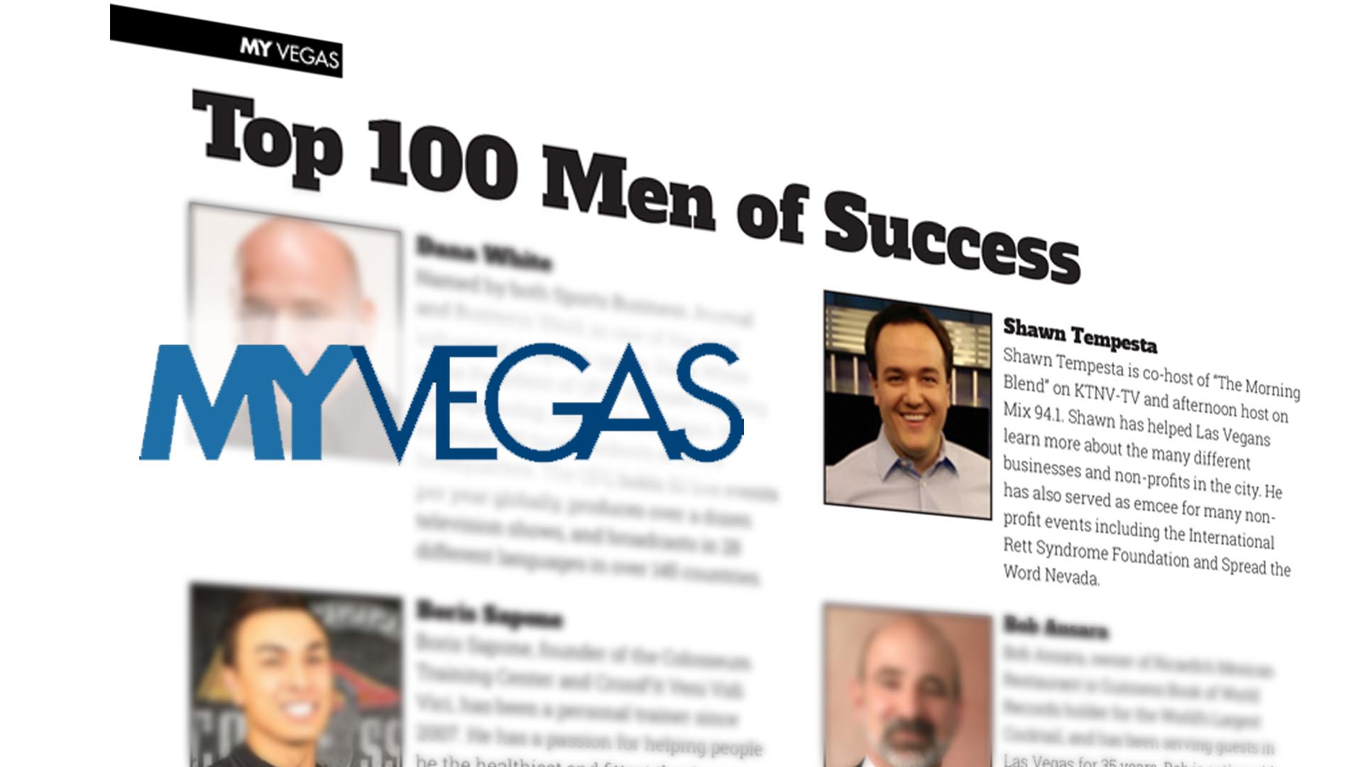 FI MyVegas Men Of Success 2014