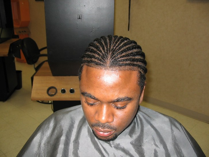 Kids Cornrow Styles