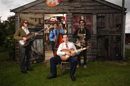 Pokey LeFarge - Songs from the Shed